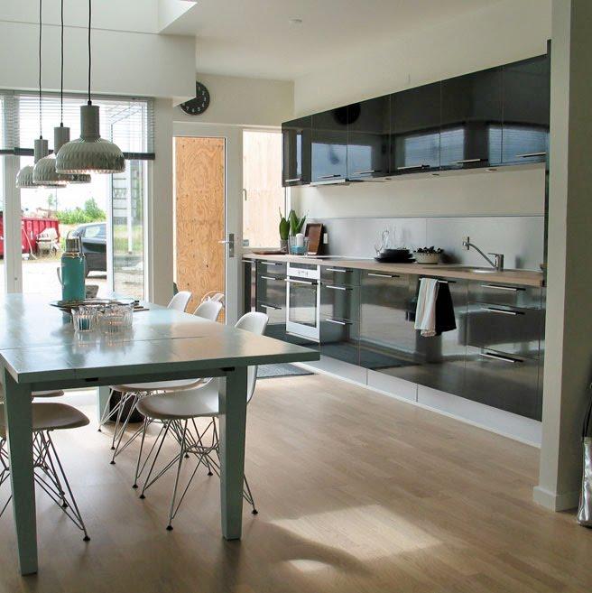 Modern Kitchen And Equipment