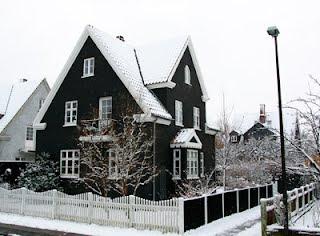 Totalindretning af byggeforeningshus i Valby